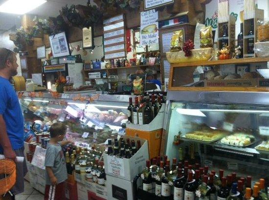 Angelo's Italian Market: Deli