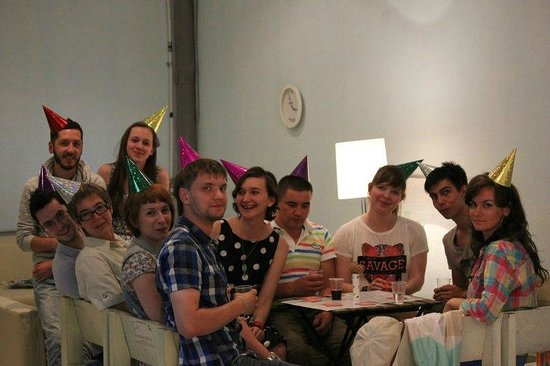 Luna Hostel: Birthday party
