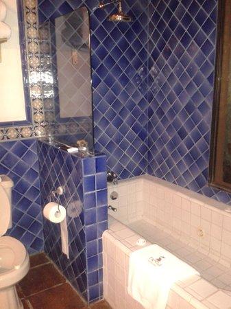 Hotel Nena: Me encantó el baño, riquísimo, muy limpio y hermoso