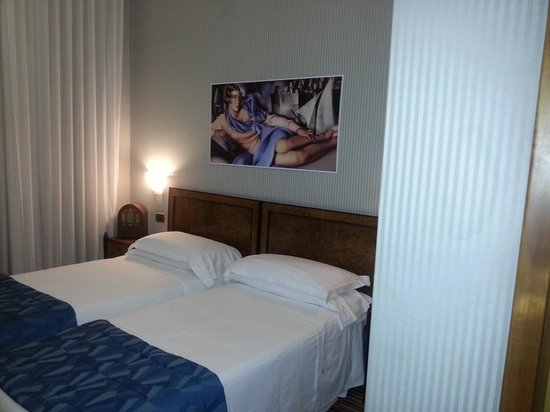 โรงแรมเบสท์เวสเทิร์น อาร์ตเดโก: Room 307