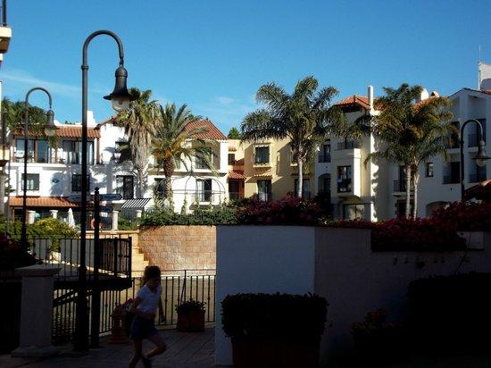 PortAventura Hotel PortAventura : Территория отеля