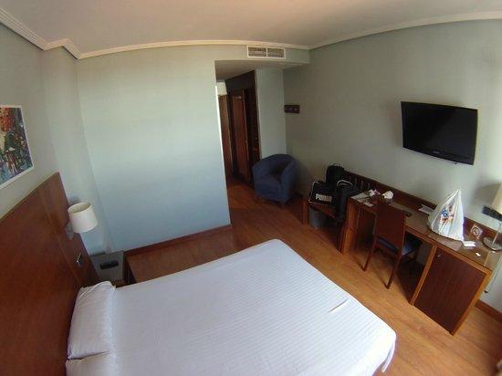 Hotel Avant Aeropuerto: Habitación