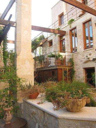 Casa Vitae Hotel: Innenhof