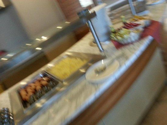 Hotel Cruise : colazione