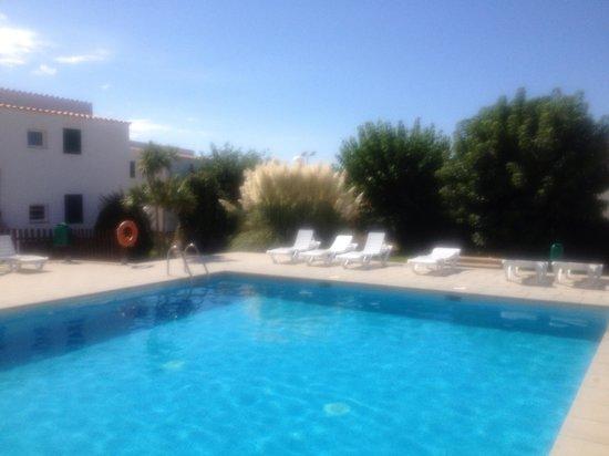 Apartments Sa Caleta: Swimming pool