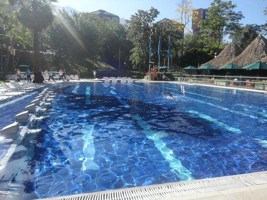 InterContinental Medellin: piscina del hotel