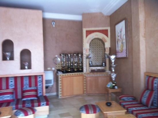 Olympic Djerba : café Maure