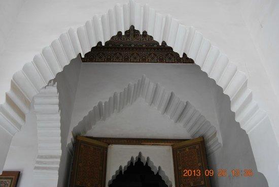 Museum für Marokkanische Kunst (Dar Si Said) ]: inside Arts Museum