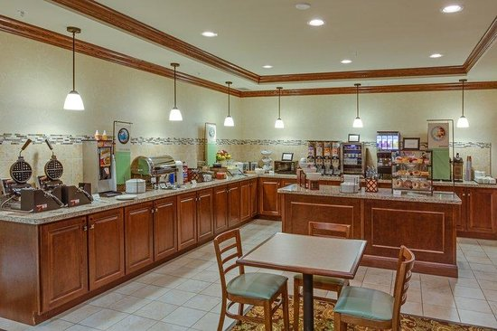 Country Inn & Suites By Carlson, Charleston South : CISCharleston South Breakfast Room