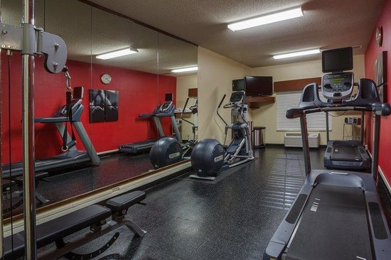 Country Inn & Suites By Carlson, Charleston South : CISCharleston South Fitness Room