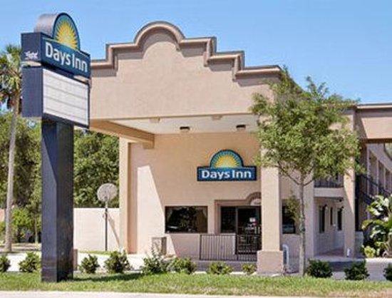 Days Inn Daytona Beach Downtown: Welcome to the Days Inn Daytona