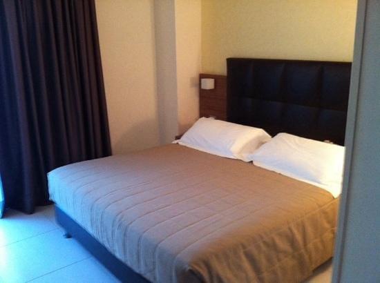 Aqua Hotel: camera standard