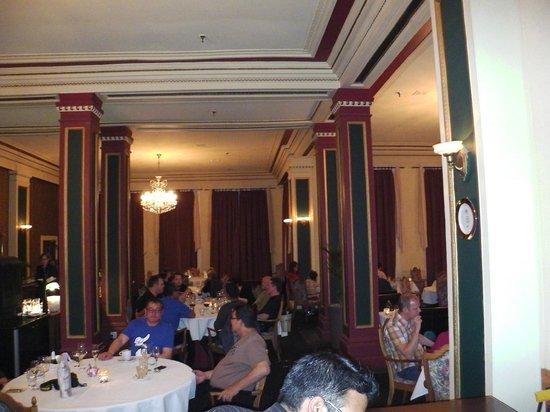 Chateau Tongariro Hotel: Ruapehu Room Restaurant