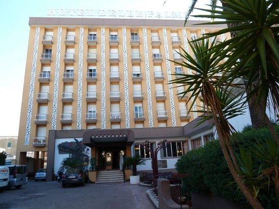 Hotel delle Palme : FRontal view