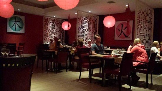 Turquoise Resort Hotel & Spa : Chinese Restaurant