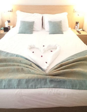Turquoise Resort Hotel & Spa: Bed