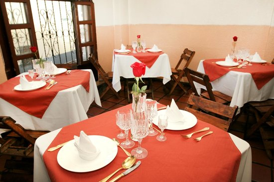 Hotel Huasi Continental : Restaurante