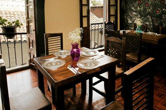 Hotel Interamericano: Restaurante
