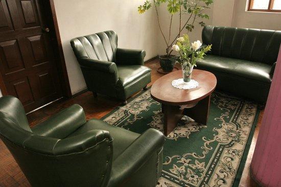 Hotel Interamericano: Sala de Estar