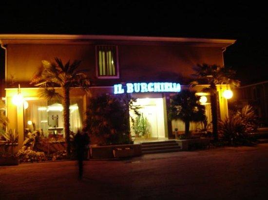 Hotel Il Burchiello: esterno