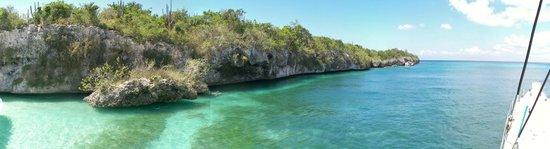 Casa de Campo Resort & Villas: Nearby island
