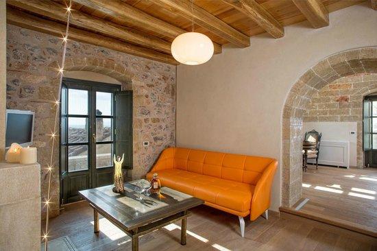 Moni Emvasis Luxury Suites: Moni Emvasis Suite