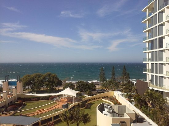 Mantra Mooloolaba Beach Resort: The view