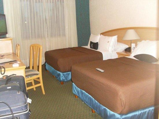 Hotel Riazor : camas
