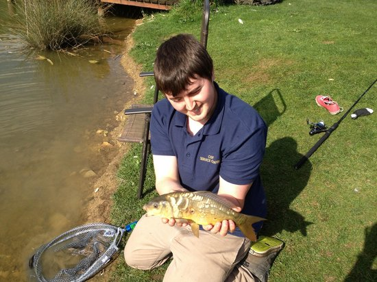 Yaxham Waters Holiday Park: Carp