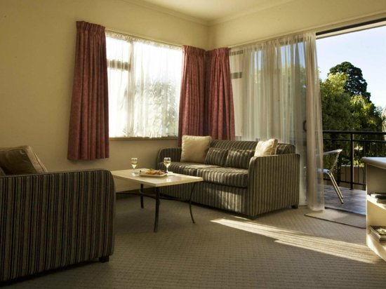 Ballina Motel: Two bedroom apartment (first floor) lounge