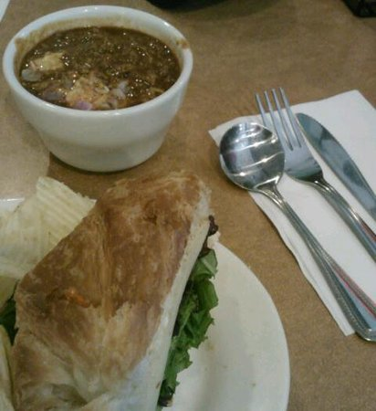 Jason's Deli: Hit the spot on a cool fall Autumn day
