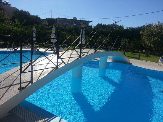 Stavros Melathron Studios: piscina adulti