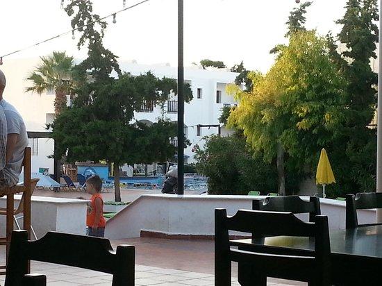 Hotel Studios Lida : pool areas