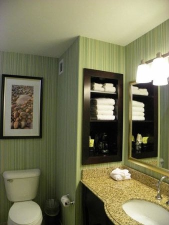 Atlantic Oceanside Hotel and Event Center: Atlantic Oceanside Bathroom