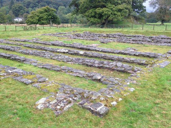 Galava Roman Fort Ambleside: Roman fort