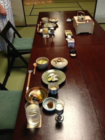 Yoshikawa Inn Tempra: Breakfast