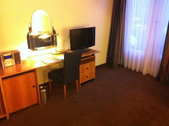 Bilderberg Hotel Klein Zwitserland: study area