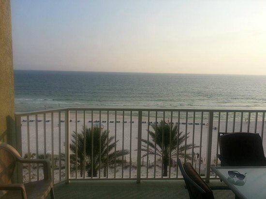 Boardwalk Beach Resort Condominiums: Balcony view