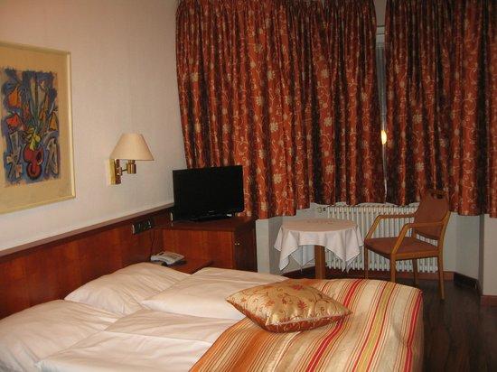 Hotel Mueller : Comfortable bedroom