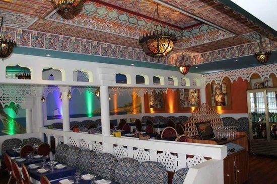Soleil d'Agadir : Salle du restaurant