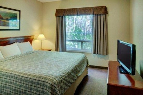 Lakeview Inn & Suites - Chetwynd: King Suite