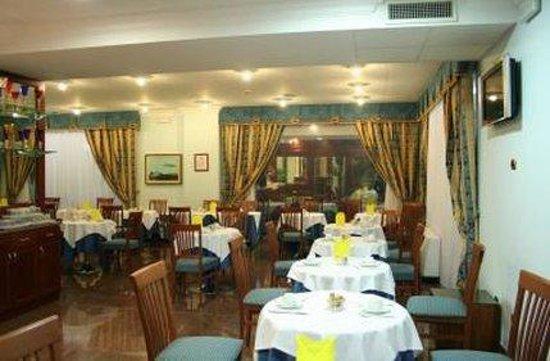 Hotel President: Breakfastroom