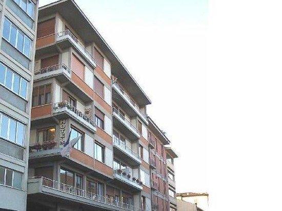 Hotel Arcadia : Exterior Hotel