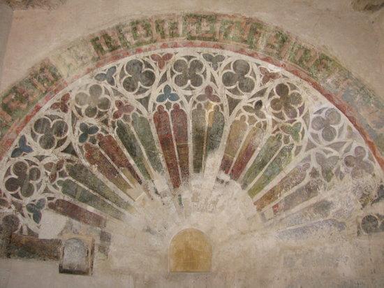 Palais des rois de Majorque : Chapel detail