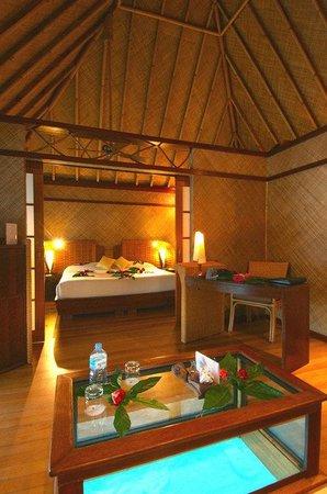 InterContinental Bora Bora Le Moana Resort: Polynesian Bungalow