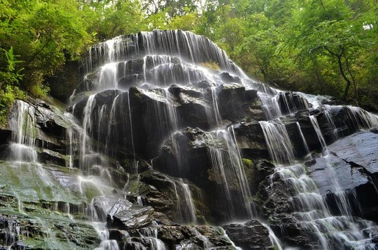 Mountain Rest, Caroline du Sud : Yellow Branch Falls