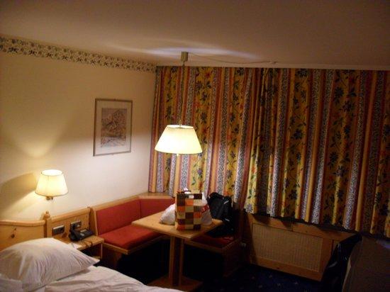 Mercure Hotel Garmisch-Partenkirchen: Quarto