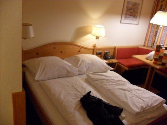 Mercure Hotel Garmisch-Partenkirchen: Cama