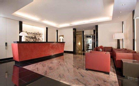 Hotel Preysing: Reception