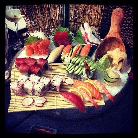 Bâoli Miami: Sushi